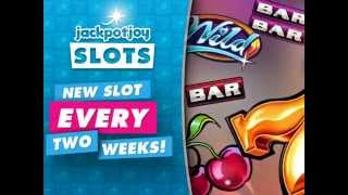 Jackpotjoy Slots YouTube video