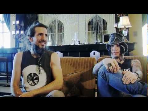 Ron Thal, DJ Ashba: Guns N' Roses Interview in Abu Dhabi