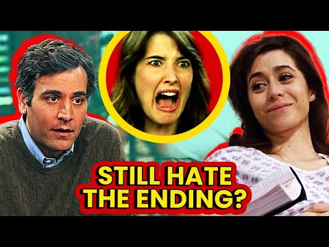 How I Met Your Mother: Controversial Ending Finally Explained!| 🍿OSSA Movies