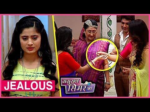Anjali JEALOUS OF Roshini For Getting House Keys |