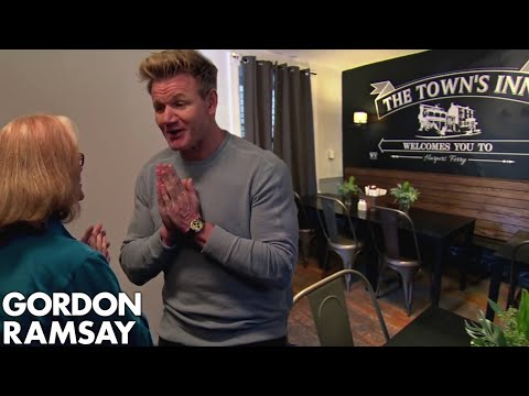 Gordon Ramsay Completes A HUGE Renovation For Dying Hotel | Hotel Hell