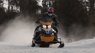 8. 2016 Ski-Doo MXZ Blizzard  Review