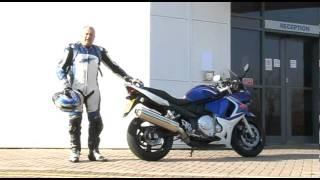2. Suzuki GSX650F Road Test