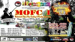 Mekarsari Open Family Casting MOFC 2019