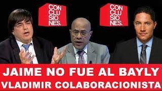 Conclusiones de Fernando del Rincón con Vladimir Villegas