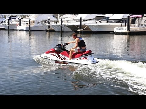 Watch Australia's First Electric Jet Ski In Action