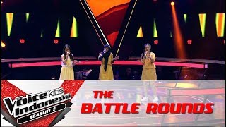 "Video Gadis & Sharla & Sabi ""Desert Rose"" 