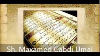 Tafsiir Surah 111 Al-masad - Sh. Maxamed Cabdi Umal