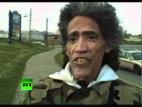 golden - Ted Williams, a homeless US man with a deep, refined voice has become an overnight online sensation after being