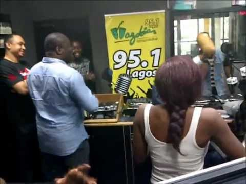 0 VIDEO: Dbanj on Wazobia & Cool FM