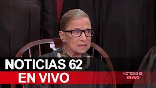 La muerte de la jueza Bader desata un pulso por el Supremo en plena compaña – Noticias 62 - Thumbnail