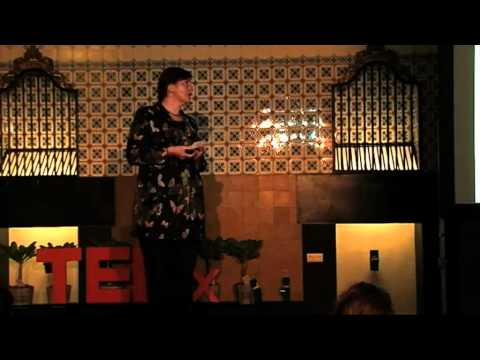 We need a food revolution: Sandra van Kampen at TEDxDordrecht