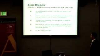 Annenberg Research Seminar - Paul Leonardi