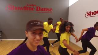 Justin Timberlake by Centre Showtime Danse Cergy