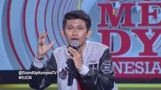 Video Indra Jegel: Anehnya Es Krim Turki (SUCI 6 Show 12) MP3, 3GP, MP4, WEBM, AVI, FLV Mei 2018