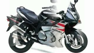 9. 2009 Suzuki GS 500F Features, Info [motosheets]