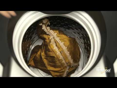 Whirlpool Stainwash Deep Clean - Wash Programmes - YouTube