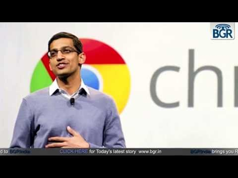 Google Android - Google's Head of Android, Sundar Pichai gives a glimpse into the future of the Android OS By http://www.bgr.in Sundar Pichai, who recently took over from And...