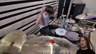 Video Amon Amarth - The Pursuit of Vikings (Band Cover)