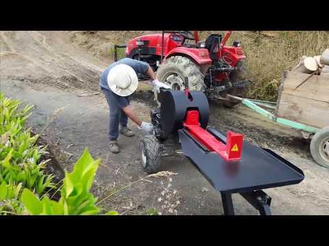 Rachador de toras a gasolina de alta velocidade RTG 05