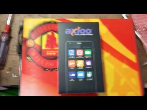 AXIOO PICO Phone M3 Unboxing