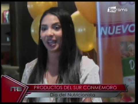 Productos del Sur conmemoró día del nutricionista