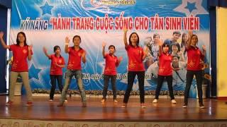 K16 nhảy dân vũ Malaysia : Rasa sayang