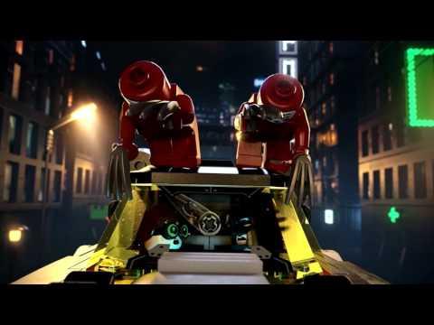 Конструктор Бэтмобиль - LEGO BATMAN - фото № 10