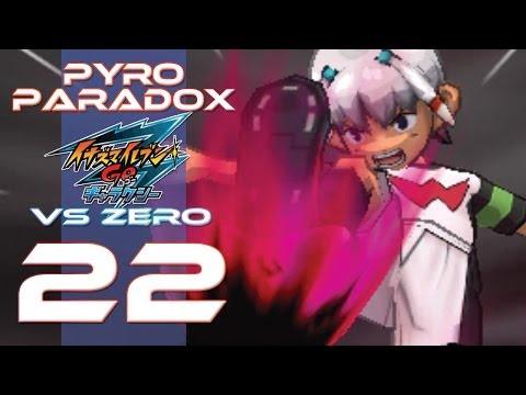 Inazuma Eleven Go 3 Galaxy Pyro Paradox Episode 22
