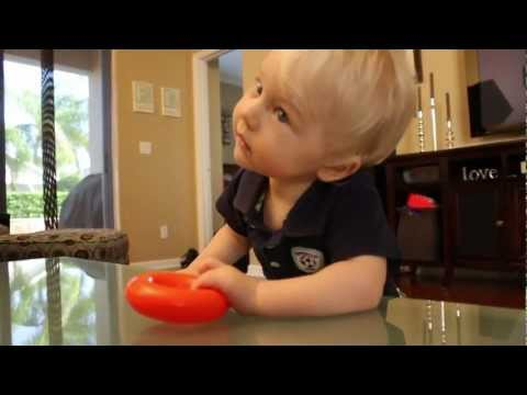 Early Intervention: Helping babies with visual impairments