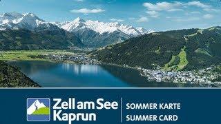 Kaprun Austria  city images : Zell am See-Kaprun Summer Card