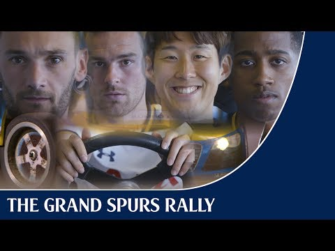 Video: The Grand Spurs Rally - Lloris, Janssen, Son and Walker-Peters