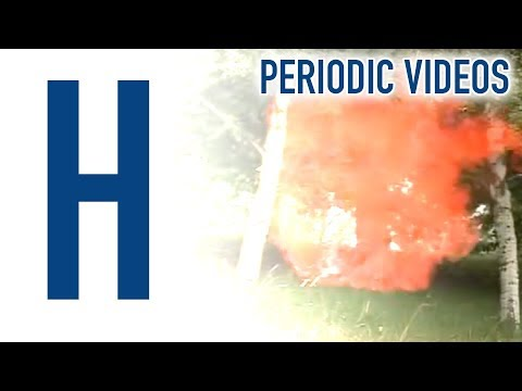 Periodic Table of Videos [Chemistry]