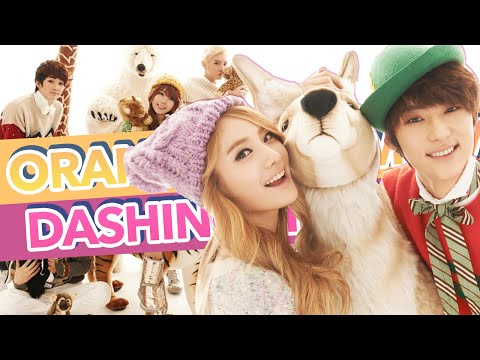 [Piosenkowo NK] Orange Caramel & Nu'est – Dashing Through the Snow in High Heels『POLISH 』