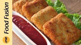 Crispy Box Patties Recipe By Food Fusion (Ramzan special recipe)