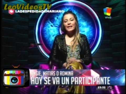 Matian Angie y Romina cuentan porque quieren quedarse en la casa GH 2015 #GH2015 #GranHermano