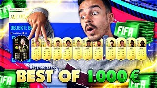 OMG 3 WALKOUTS IN EINEM PACK !! • BEST OF 1000€ PACK OPENING