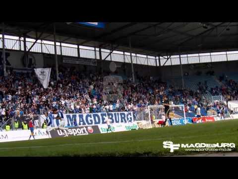 Video: Spielszenen: 1. FC Magdeburg - Eintracht Braunschweig II - das goldene Tor