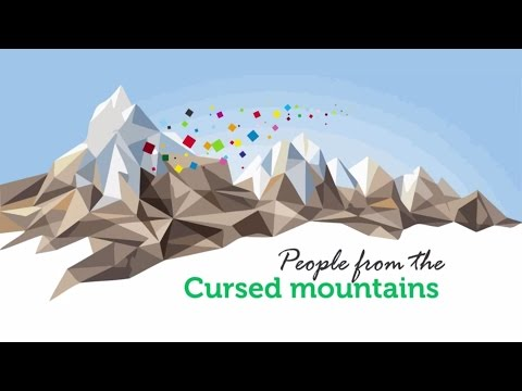 People from the Cursed Mountains