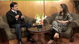 CMD BSNL Sh. Anupam Srivastava in conversation with Lavani Vineet from Sudarshan News
