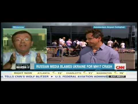 RT - CNN's Cuomo to RT Anchor: Why Are You Carrying Water for Russia? July 23, 2014 www.FreeBeacon.com.