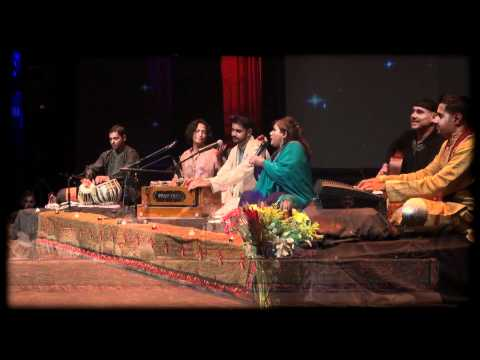 Riffat - Musicians (Left to Right) Neil Prasad - Tabla Gurdeep Singh - Dholak Manose Singh - Bansuri Vaneeth Nand - Vocal / Harmonium Riffat Sultana - Vocal Richard M...