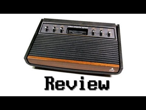 LGR - Atari 2600 Game Console Review