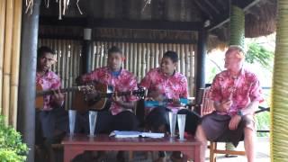 Fiji Musicians Playing
