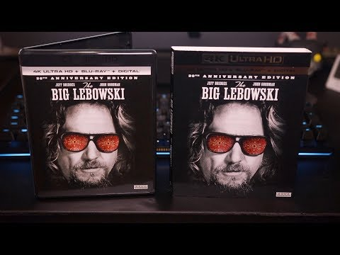 The Big Lebowski 4K Blu-Ray Review