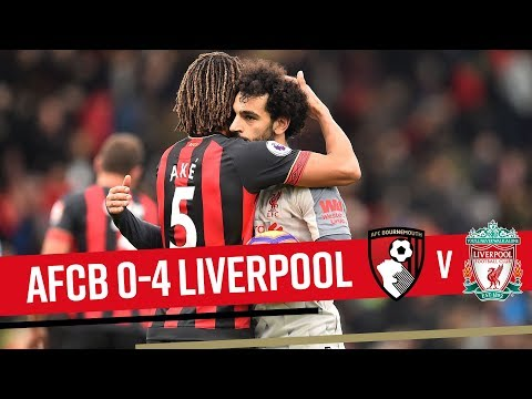 SALAH HAT-TRICK TOO MUCH 😔 | AFC Bournemouth 0-4 Liverpool