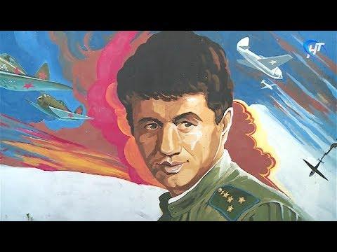 Граффити на тему Великой Отечественной войны появилось на улице Рабочая