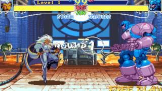 Video Arcade Longplay [705] X-Men: Children Of The Atom MP3, 3GP, MP4, WEBM, AVI, FLV Juli 2018