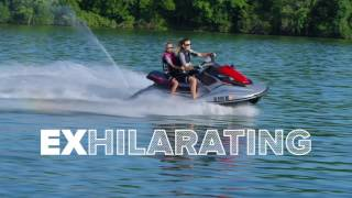 10. All New Yamaha EX Series WaveRunners