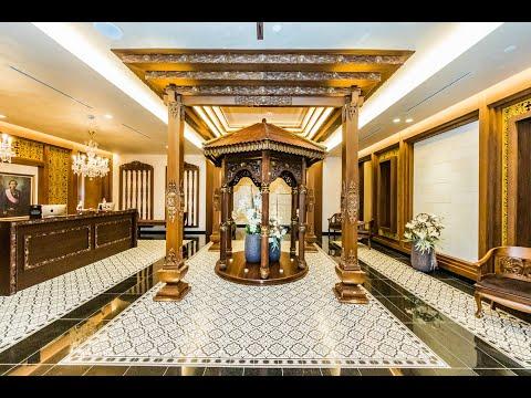 Video Indonéské královské lázně Taman Sari Royal Heritage Spa PRAHA